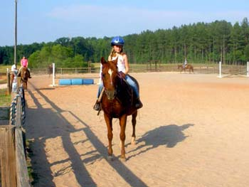 Lynnwood Equestrian Center lessons