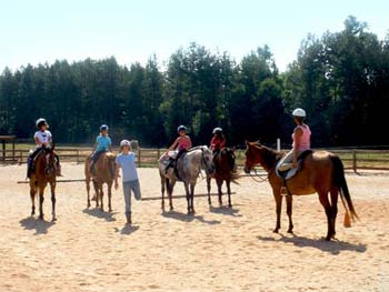 Lynnwood Equestrian Center